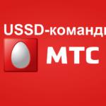 USSD-запросы МТС