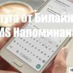 Услуга «SMS Напоминания» от Билайн: описание подключение и отключение опции