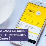 Приложение «Мой Билайн» — скачать и установить личный кабинет для телефона