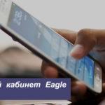 Мобильное приложение Eagle Mobile: войти в личный кабинет оператора