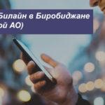 Описание новых тарифных планов Beeline в Биробиджане (Еврейской АО) для смартфона, планшета и ноутбука