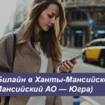Описание тарифов Beeline в Ханты-Мансийске (Ханты-Мансийский АО — Югра) для телефона, планшета и ноутбука