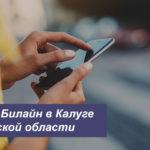 Описание тарифных планов Билайн в Калуге и Калужской области для телефона, планшета и модема