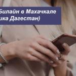 Описание тарифов Билайн в Махачкале (Республика Дагестан) для мобильного телефона, планшета и ноутбука