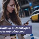 Описание действующих тарифов Билайн в Оренбурге и Оренбургской области для мобильного телефона, планшета и ноутбука