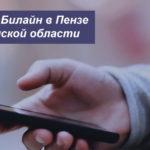 Описание действующих тарифных планов Билайн в Пензе и Пензенской области для смартфона, планшета и ноутбука