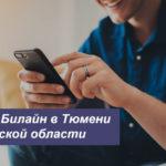 Описание тарифных планов Билайн в Тюмени и Тюменской области для смартфона, планшета и ноутбука
