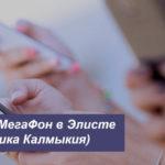 Описание тарифов МегаФон в Элисте (Республика Калмыкия) для смартфона, планшета и модема