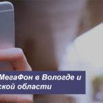 Описание тарифов МегаФон в Вологде и Вологодской области для телефона, планшета и модема